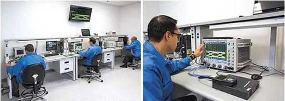Extron 高频实验室为卓越视频性能保驾护航