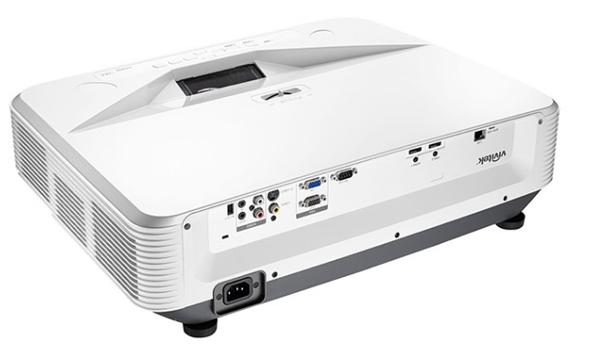 娱乐升级从硬件开始:Vivitek(丽讯)激光超短焦家用投影机