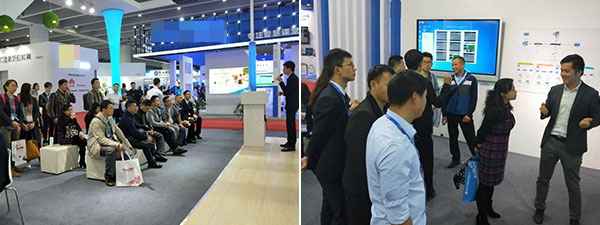 CREATOR快捷携智慧教育(市县)大平台建设方案重磅亮相第73届中国教育装备展会