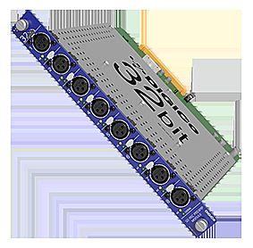 DiGiCo推出最新的话筒前置放大器