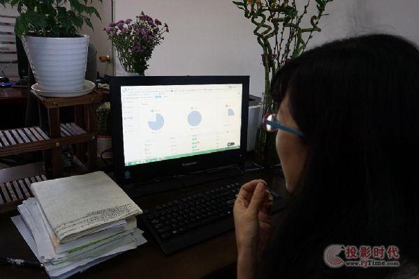 互动化教学工具成得力助手 让改变看得见