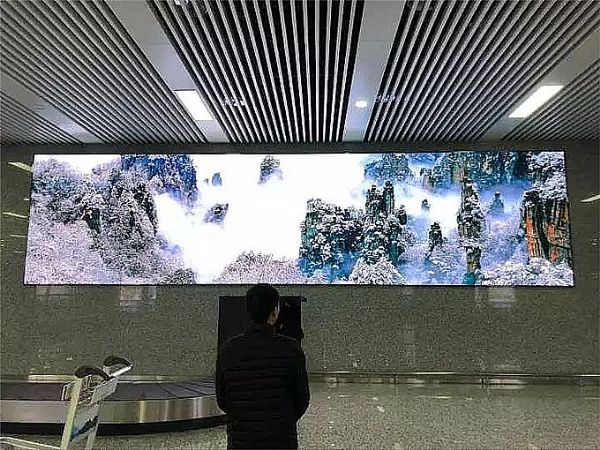 BX控制系统扮靓中国最美机场