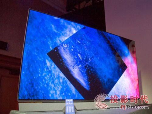 CES2018:松下展示全新OLED电视新品