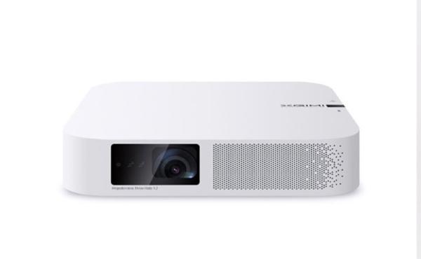 CES2018:极米首次展出即将上市的无屏电视Z6