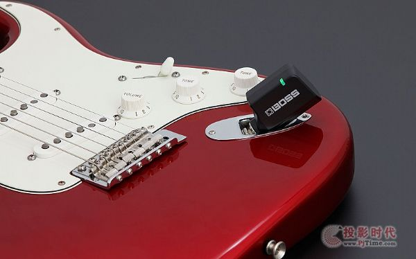 完全无线化 BOSS发布吉他音箱Katana-Air