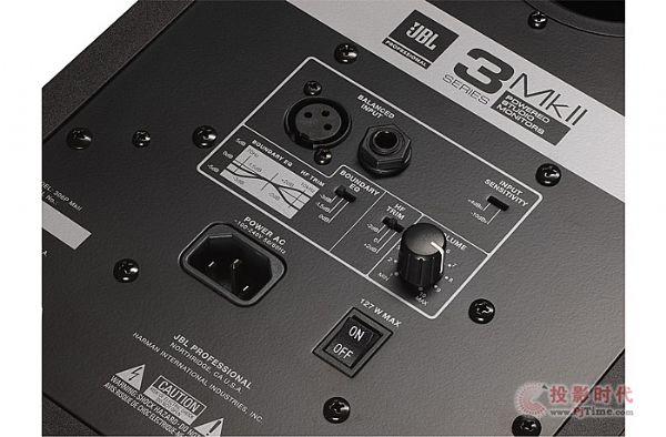 JBL 3 系列监听更新换代 加入6.5 英寸的选择