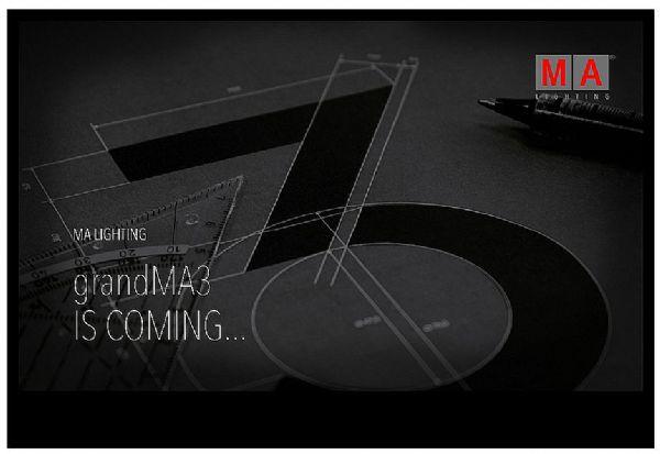 更多的功能按键:grandMA3即将来临!