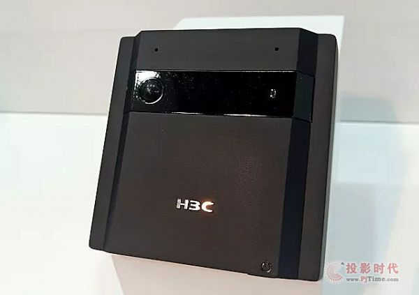 H3C语音面板