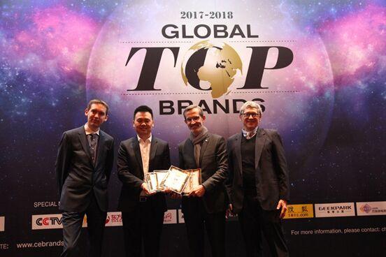 国际舞台的耀眼明星,TCL新品C6荣获CES全球智能电视视听体验奖