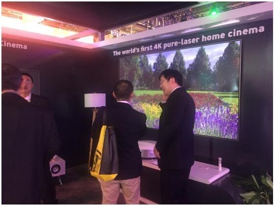 CES 2018:投影刮中国风,三大创新挑大梁