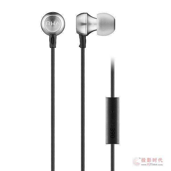 RHA MA390 Universal入耳耳机