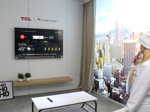 大国品牌的晋升之路,从CES展看TCL 2018年发展与腾飞