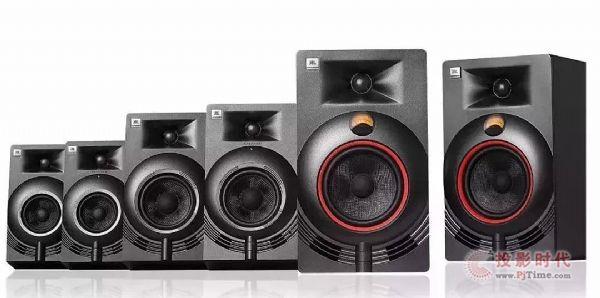 JBL NANO K系列有源监听音箱