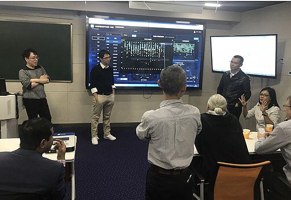 英特尔全球教育访问中庆,共议AI教育