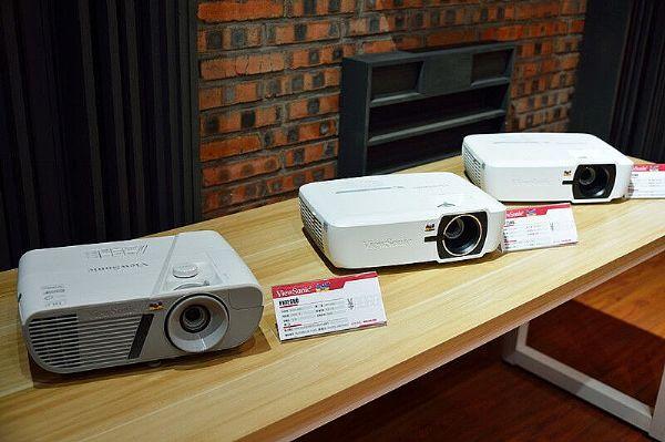 优派4K新品亮相 家用投影产品或将进一步取代液晶市场