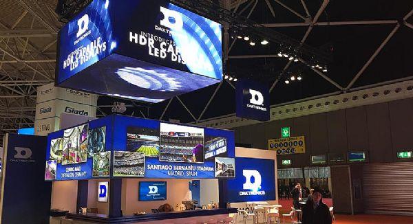 2018 ISE:达科展示新一代LED技术