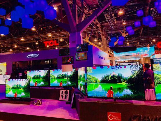 TCL演绎中国智造创新硬实力,书写彩电行业未来发展新篇章