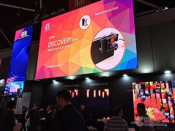 ISE展,创思特产品SHOW出国际品质