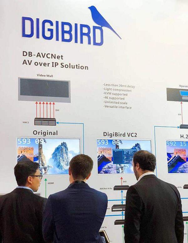 2018,小鸟科技开年大秀在ISE展拉开帷幕