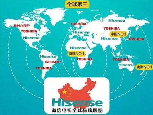 """智能电视的""""新""""江湖 笑傲的却是""""老""""海信"""