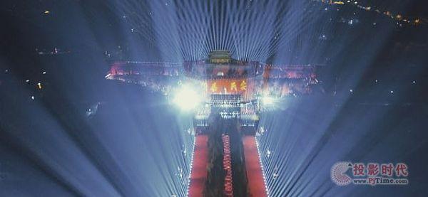 最恢弘的春晚舞台:5500平震撼实景,146级泰山封禅