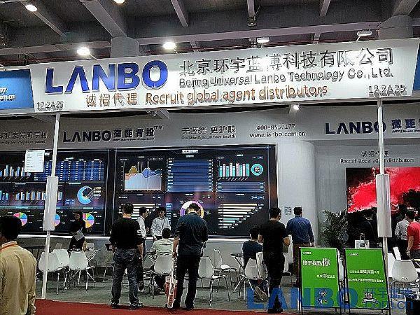 LANBO微距背投无蓝光伤害,更护眼!