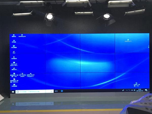 MCS云拼接打造智能广电行业
