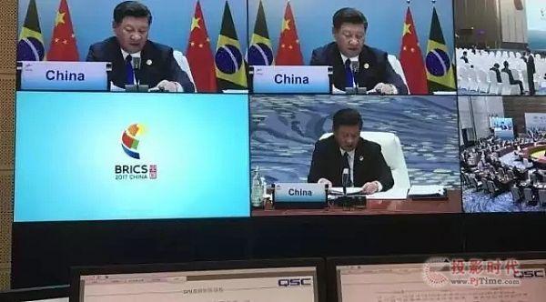 东方佳联方案为第九届金砖国家峰会护航
