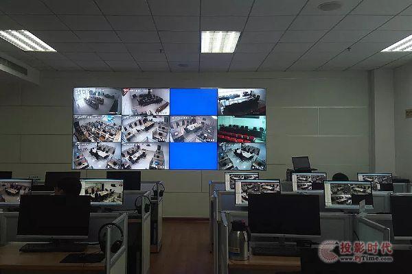 """""""隐形""""设备走进南阳市行政审批服务中心"""