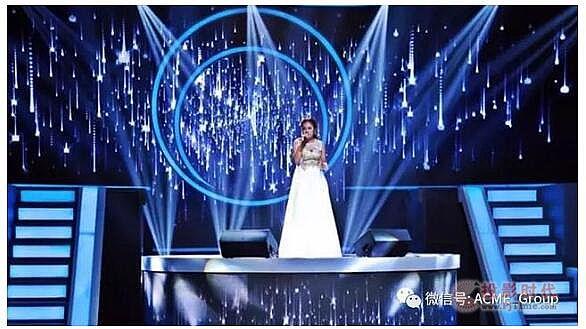 ACME舞台灯光助力泰国《蒙面歌王》