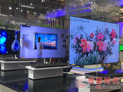 持续发力OLED电视 索尼创维扩大阵容