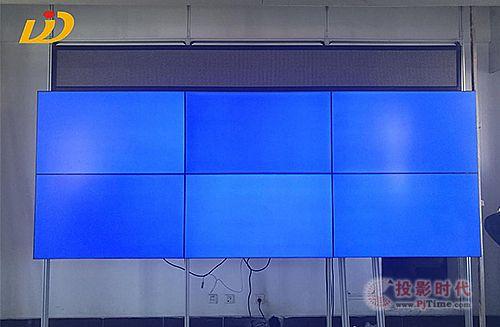 监控显示系统赋能企业信息化管理