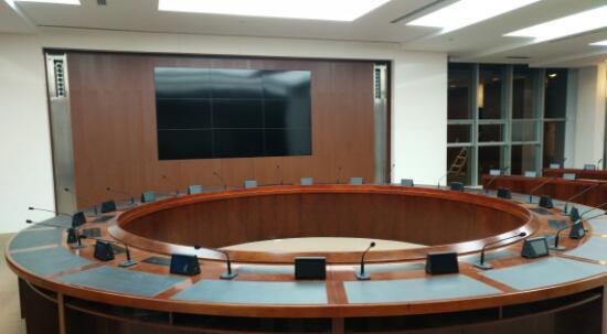 """分区扩声""""大咖""""――成都市政府101会议室扩声系统解决方案"""