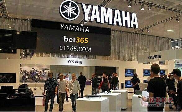 雅马哈发布BET365系列调音台新品