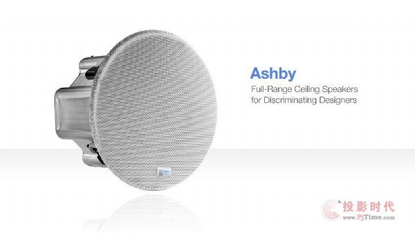Meyer Sound Ashby系列天花有源音箱