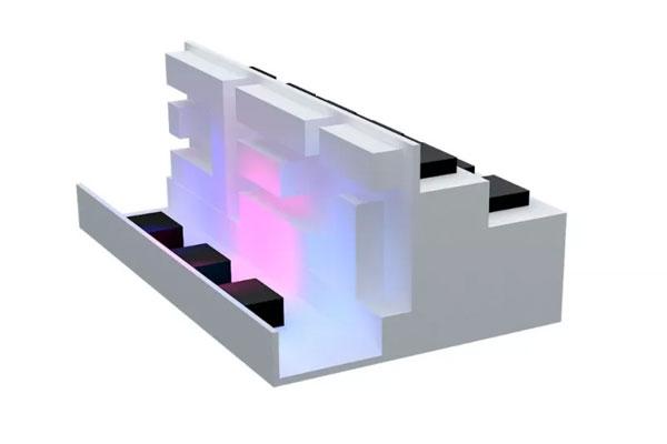 DETlogo异形秀:激光投影机DET-C6(超短焦3600流明)