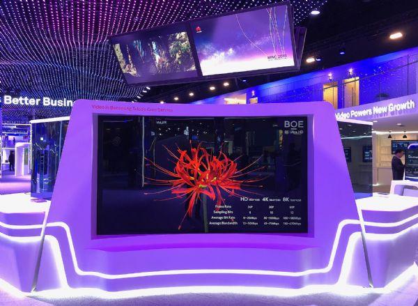 8K投影:突破瓶颈,拉开新时代序幕