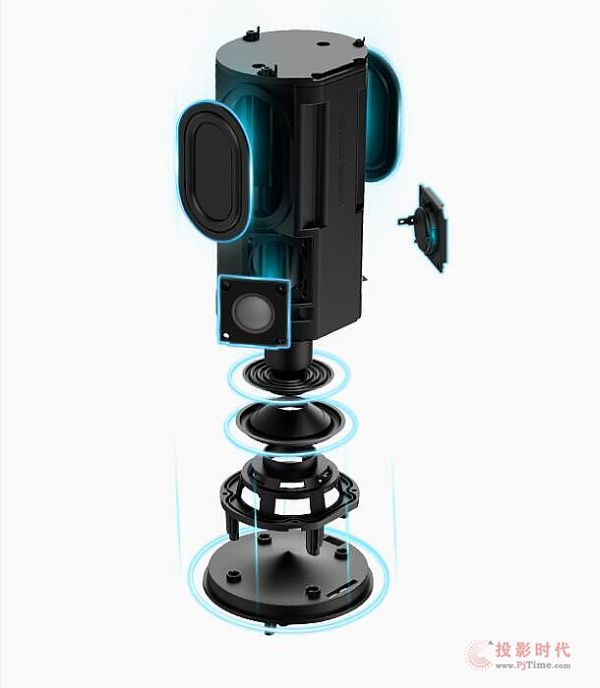 海美迪视听机器人智慧生活 一机掌握