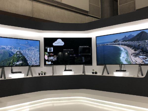 BOE(京东方)推出全新8K超高清系统解决方案