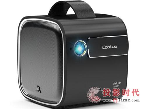 酷乐视R4S家用投影机