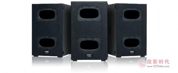 QSC推出两款匠心产品KS112/E110