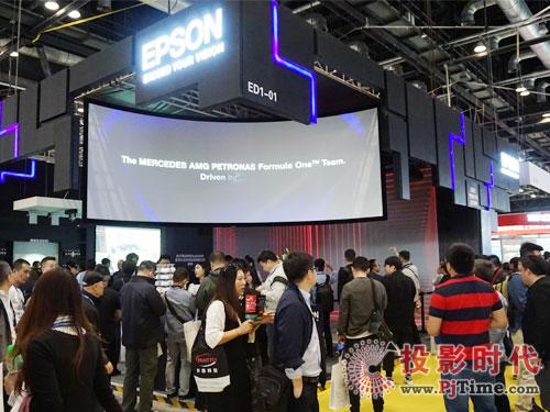 InfoComm 2018奥图码打造顶尖级视听投影和硬件解决方案
