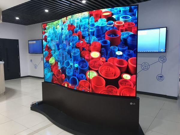 同辉信息科技馆全面升级,展示现代科技体系新局面!