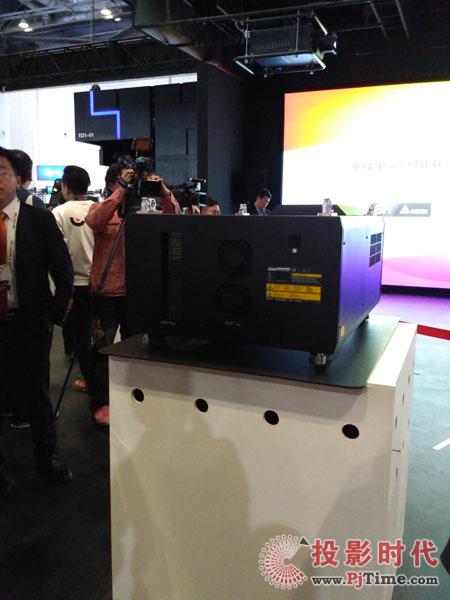 8K DLP投影机