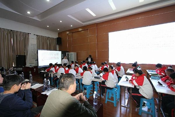 希沃与内蒙包头九原区教育局达成战略合作