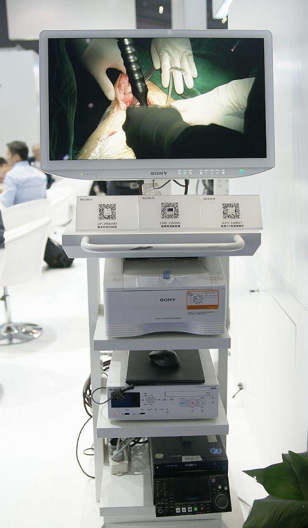 索尼NUCLeUS手术室管理系统及多种医疗解决方案登陆CMEF2018