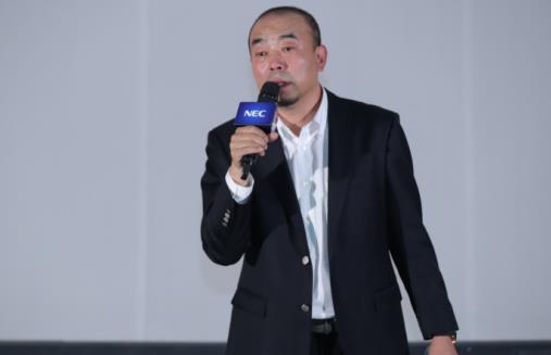 鸿合科技股份有限公司工程产品事业部总经理杨光介绍成功案例