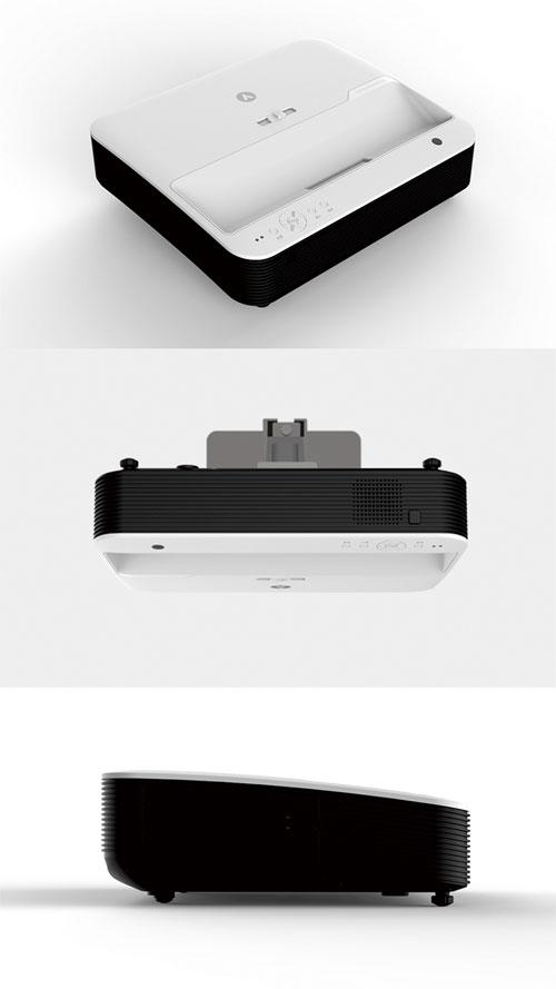 ALPD+3LCD光峰激光教育投影E4新品登陆市场
