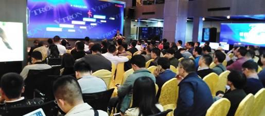 """""""尝鲜""""可视化应用增值——威创2018北京产品展示会圆满落幕"""