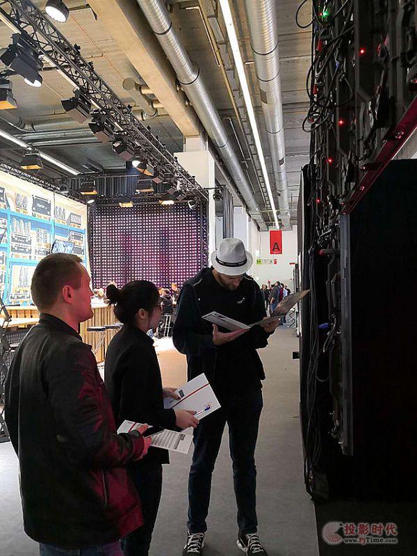 创思特全新一代租赁系列RANGER亮相德国音响展